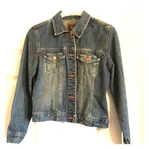 Route 66 Jean jacket